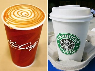 mcdonalds—starbucks