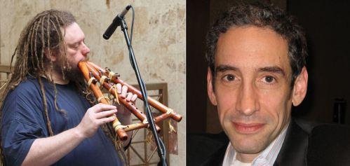 Jaron Lanier y Douglas Rushkoff