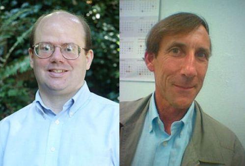 Larry Sanger y George Dyson