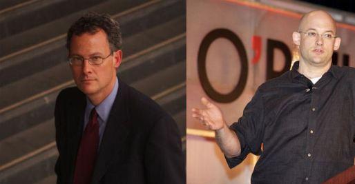 Nicholas Carr y Clay Shirky